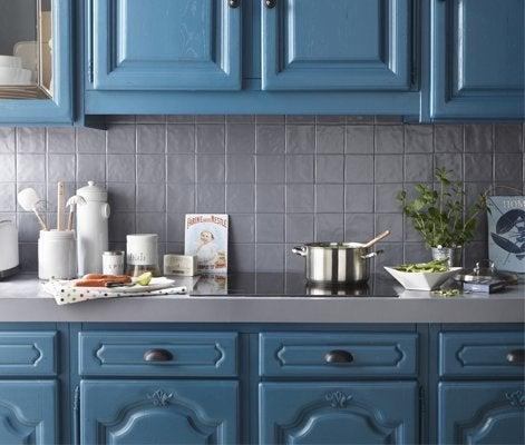 10 astuces qui changent tout dans la maison leroy merlin for Renovation cuisine peinture