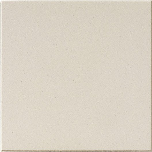 Carrelage sol et mur blanc effet uni archi x cm for Carrelage blanc mur