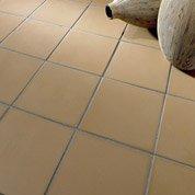 Carrelage sol et mur café effet uni Archi l.15 x L.15 cm