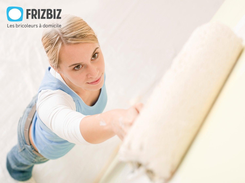 Confiez votre projet de peinture aux bricoleurs Frizbiz