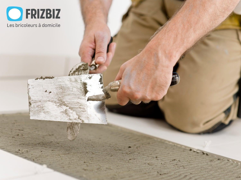 Confiez votre projet de sol aux bricoleurs Frizbiz