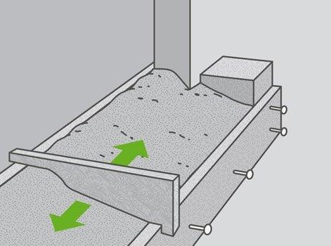 comment r aliser un appui de fen tre ou un seuil de baie. Black Bedroom Furniture Sets. Home Design Ideas