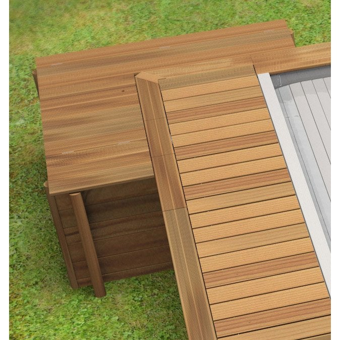 coffre de filtration pour piscine urbaine procopi leroy. Black Bedroom Furniture Sets. Home Design Ideas