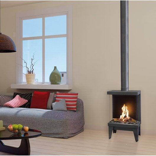 poele au gaz naturel rs81 jornalagora. Black Bedroom Furniture Sets. Home Design Ideas