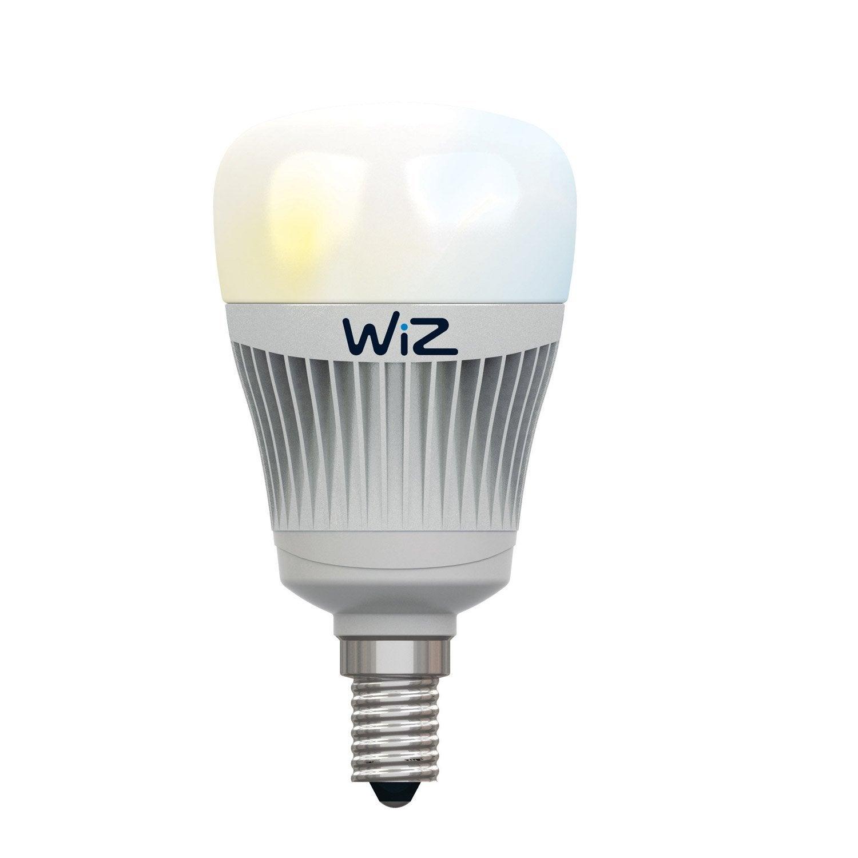 ampoule connect e wiz lumi re blanche e14 7 5w 400 lumens ampoule led. Black Bedroom Furniture Sets. Home Design Ideas
