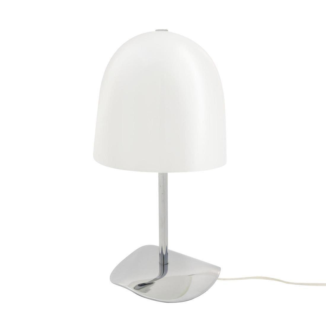 Lampe, e14 Shiny, verre blanc, 11 W