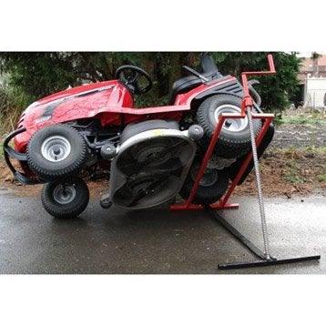 Lève autoportée pour autoportée JARDIN PRATIC Xliftxvs410 acier