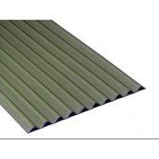 Plaque ondulée bitumée Vert , 0.86 x 2m, ONDULINE