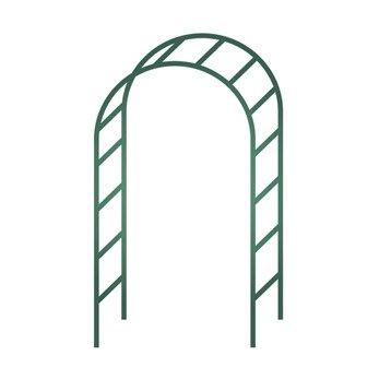 Arche double EGT GARDEN l.140 x H.240 x P.40 cm