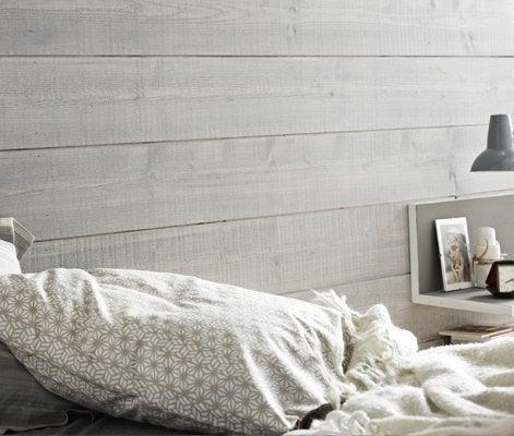 10 astuces qui changent tout dans la maison leroy merlin - Couleur mur escalier ...