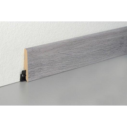 plinthe sol stratifi bruges cm x x mm leroy merlin. Black Bedroom Furniture Sets. Home Design Ideas