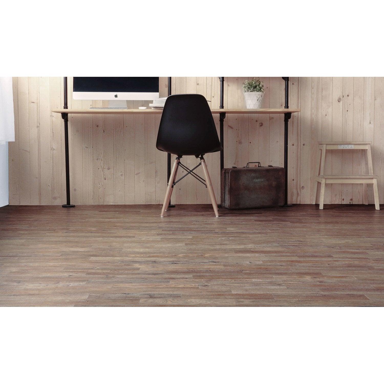 lame pvc adh sive effet ch ne pecan mini lame vintage. Black Bedroom Furniture Sets. Home Design Ideas