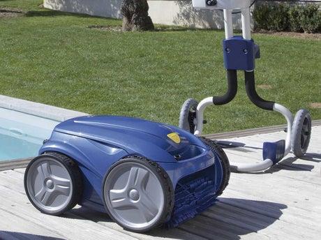 robot piscine autonome sur batterie