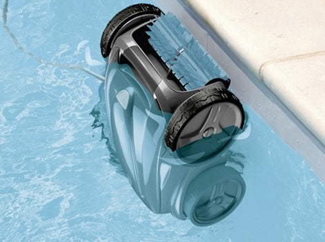 Comment choisir son robot piscine leroy merlin for Robot pour piscine autoportee
