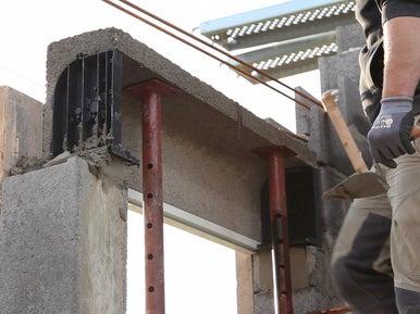 r aliser une ouverture de fen tre dans un mur cr er. Black Bedroom Furniture Sets. Home Design Ideas
