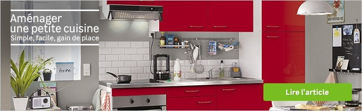 Cuisinette et kitchenette  Leroy Merlin