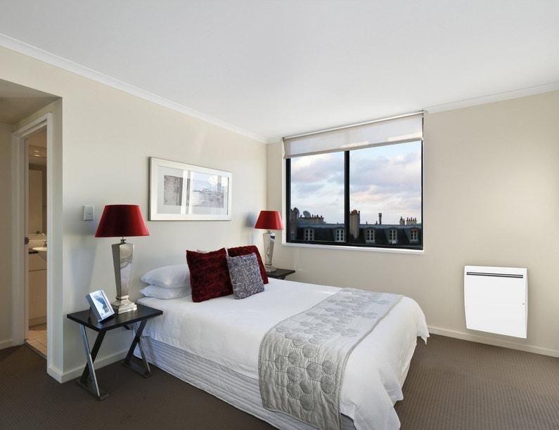 pour une chaleur agr able de votre chambre installer le. Black Bedroom Furniture Sets. Home Design Ideas
