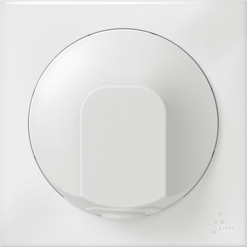Sortie De Câble Dooxie Legrand Blanc