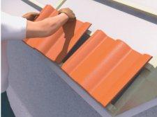 Comment poser des tuiles doubles romanes leroy merlin for Poser des tuiles sur un toit