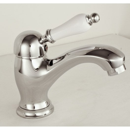 Mitigeur lavabo chrom england leroy merlin - Leroy merlin robinetterie ...