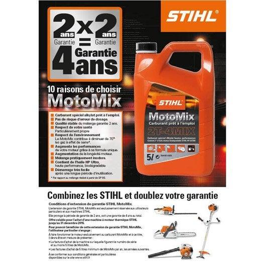 Tronçonneuse à essence STIHL Ms 211 c-be (pd3) 35.2 cm³ 1700 W, coupe de 40 cm
