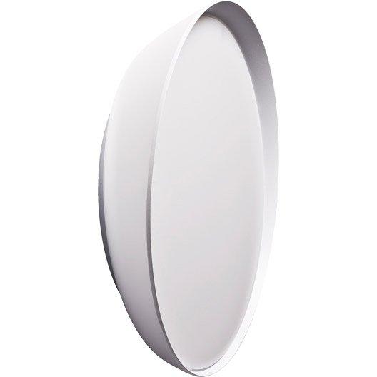Applique plafonnier ext rieure mona 2gx13 22 w blanc for Plafonnier terrasse exterieure