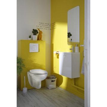 WC suspendu - WC, abattant et lave-mains - Toilette au meilleur prix ...