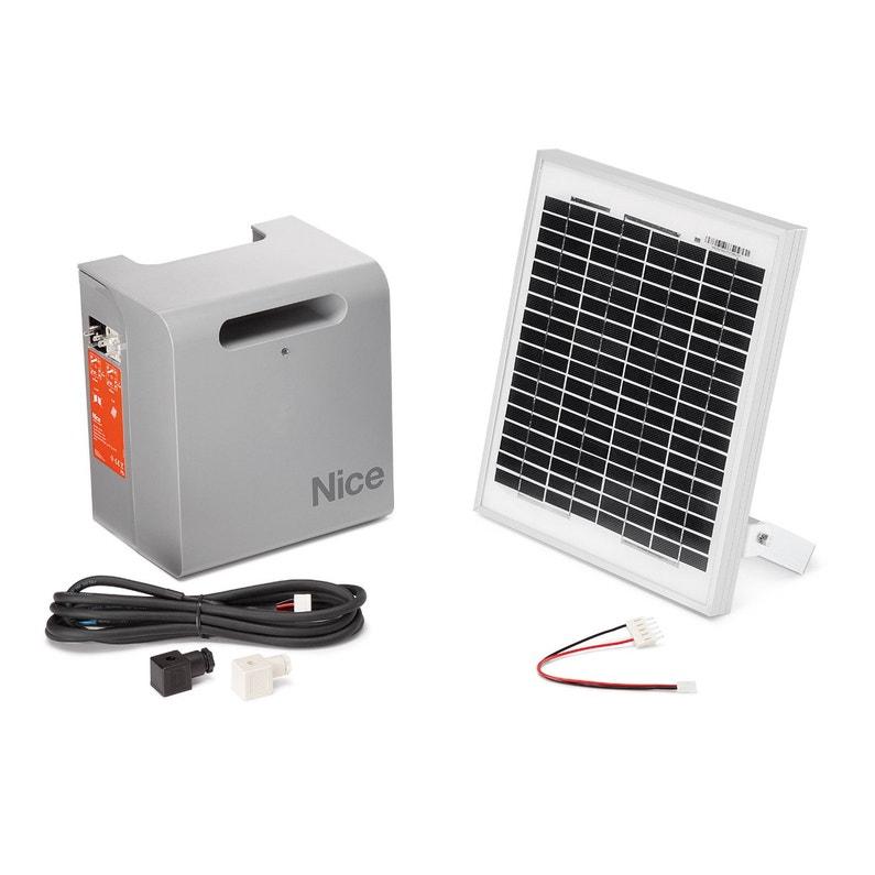 ... Kit d alimentation solaire pour motorisation de portail, NICE HOME  Solekit 560c58c579b5