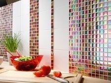 Carrelage adh sif mural leroy merlin - Carrelage auto adhesif salle de bain ...