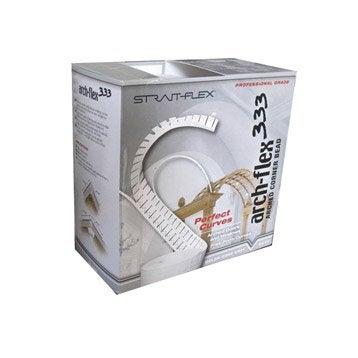 Bande à joints pour courbes Archflex STRAITFLEX, 15 m