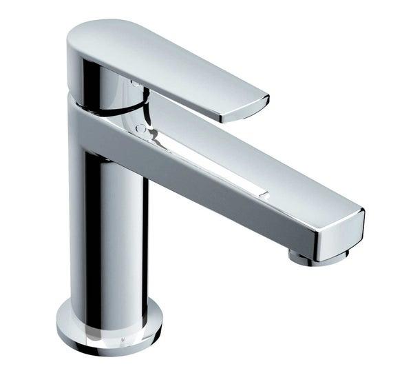 Bien choisir son robinet de salle de bains leroy merlin for Leroy merlin mitigeur bain douche