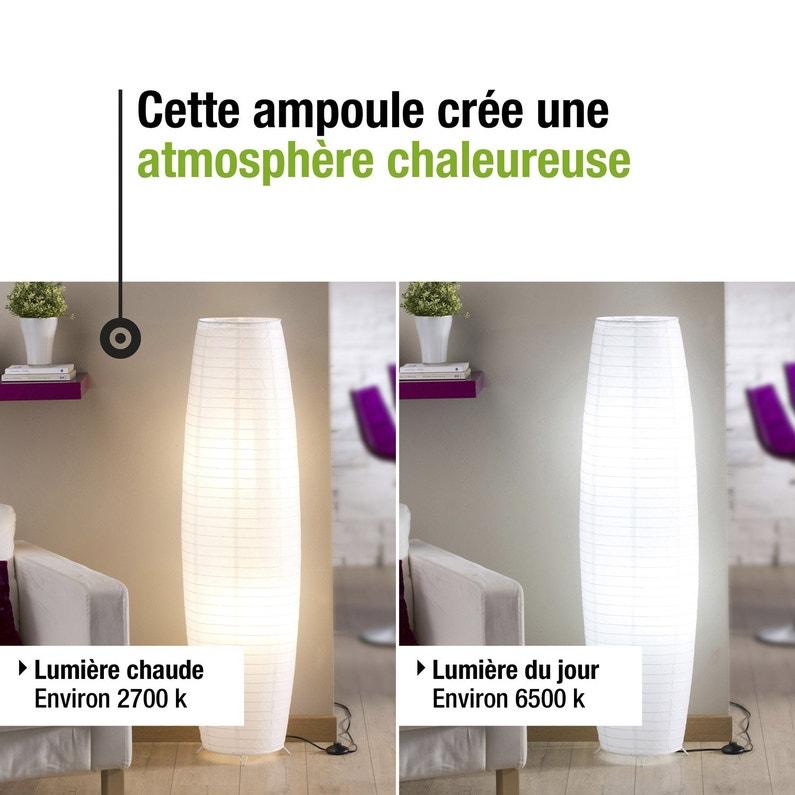 Ampoule Sphérique Led 4w 249lm équiv 25w E14 3000k 150 Lexman