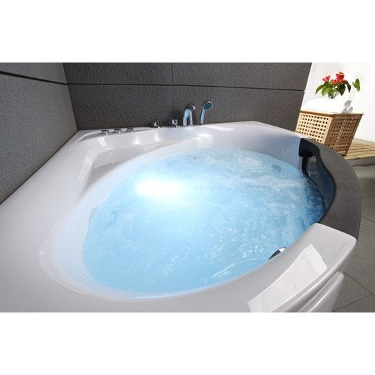 baignoire baln o baignoire baln o spa et sauna leroy. Black Bedroom Furniture Sets. Home Design Ideas