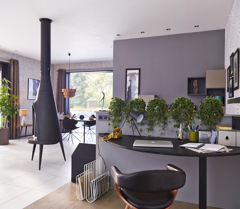 travailler au coin du feu leroy merlin. Black Bedroom Furniture Sets. Home Design Ideas