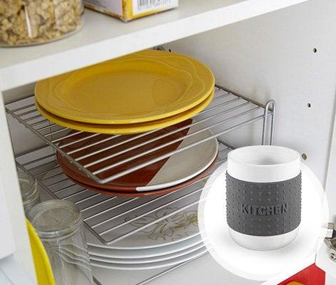 Tout savoir sur les accessoires de cuisine leroy merlin for Accroche ustensile cuisine inox