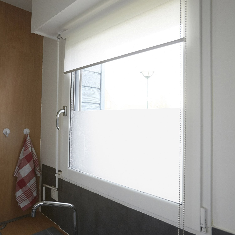 Tarif Vitrage Saint Gobain vitrage depoli salle de bain - construction et immobilier