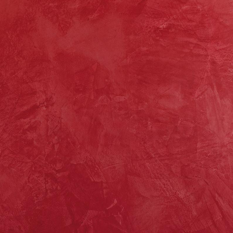 Peinture à Effet Tadelakt Luxens Rouge Corail 2 5 L