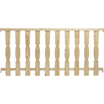 rambarde rampe d escalier garde corps et main courante leroy merlin. Black Bedroom Furniture Sets. Home Design Ideas