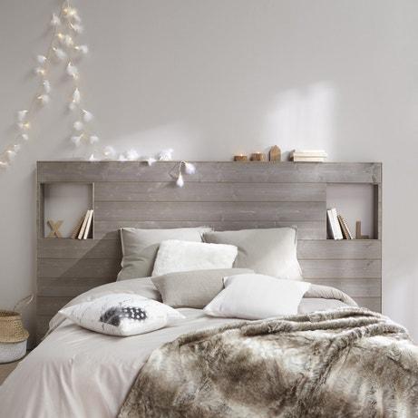 Une tête de lit pleine d'esprit
