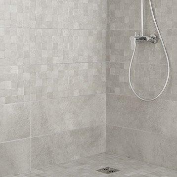 carrelage mural et faïence pour salle de bains et crédence de ... - Carrelage Mural Pour Salle De Bain