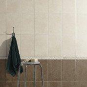 Faïence mur beige, Smart l.25 x L.40 cm