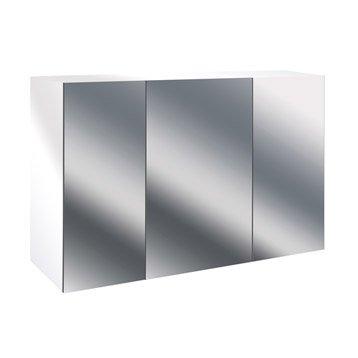 armoire de toilette meuble de salle de bains et vasque leroy merlin. Black Bedroom Furniture Sets. Home Design Ideas