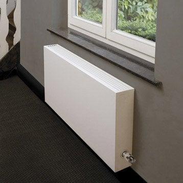 Radiateur eau chaude radiateur chauffage central au for Radiateur tres basse temperature