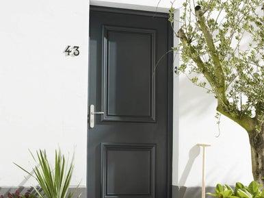 poser une porte d39entree leroy merlin With poser une porte d entrée