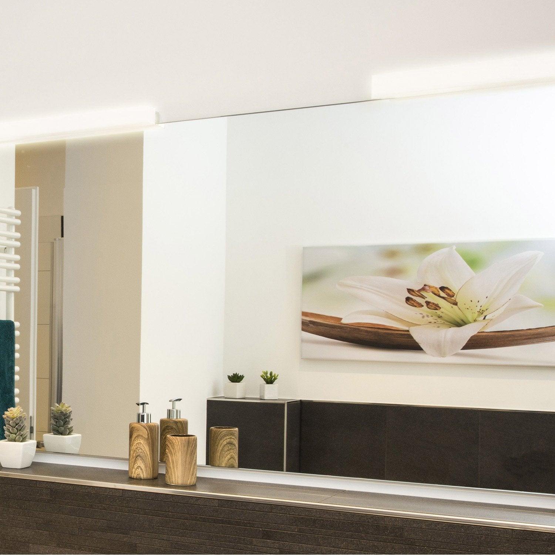 Réglette Starled rhone, LED 1 x 10 W, LED intégrée, blanc chaud / froid
