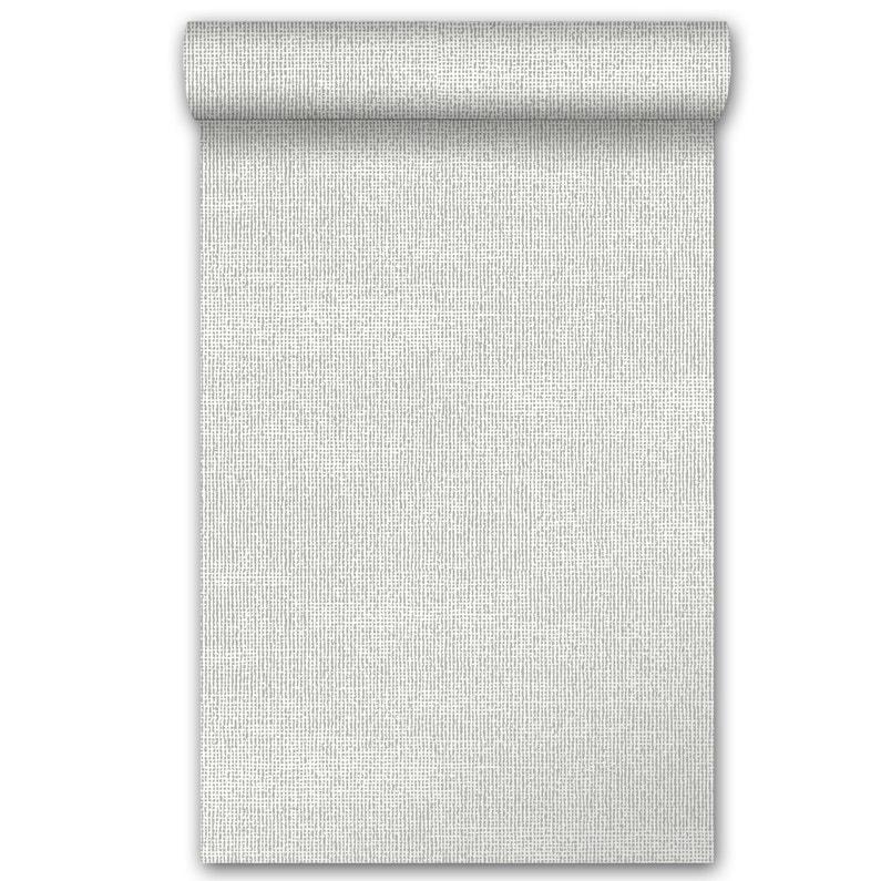 Papier Peint Papier Dulce Paillette Blanc Leroy Merlin