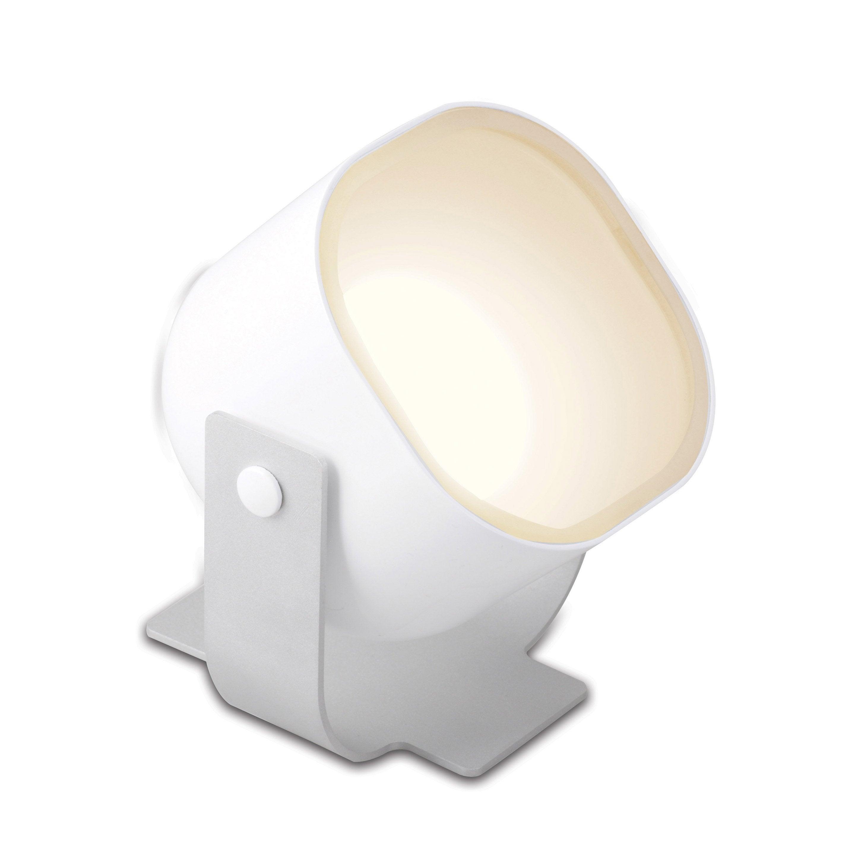 LilasPlastique810 Idual LampeLed Spot W Rgb Intégrée 0XOP8nwk