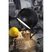 Lampe, e14 Bari INSPIRE, métal noir noir n°0, 40 W