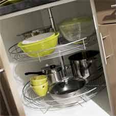 Tout savoir sur le rangement dans la cuisine