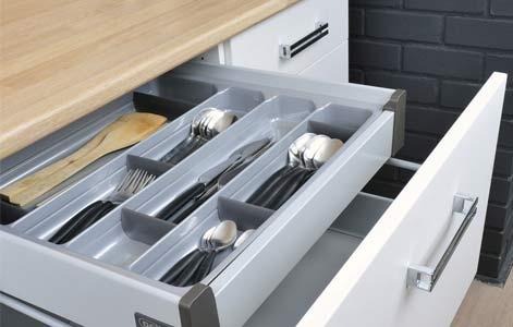 Tout savoir sur le rangement dans la cuisine leroy merlin - Range buche interieur leroy merlin ...